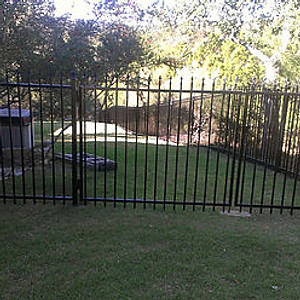 Iron/Metal Fences