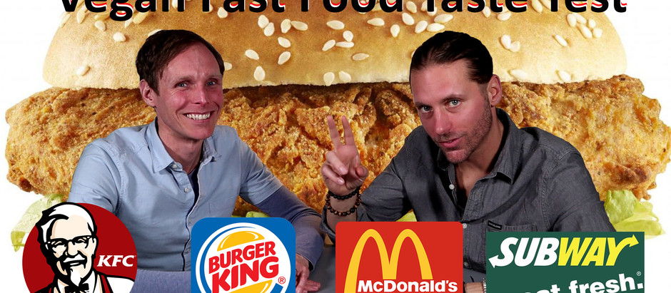 Vegan Fast Food would you eat it ?