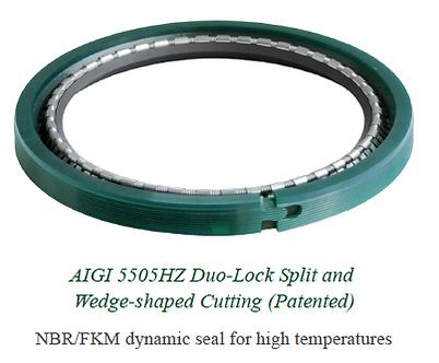 AIGI 5505HZ Duo-Lock Split and Wedge-sha