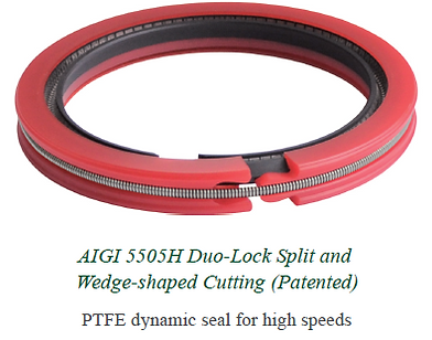 AIGI 5505H Duo-Lock Split and Wedge-Shap