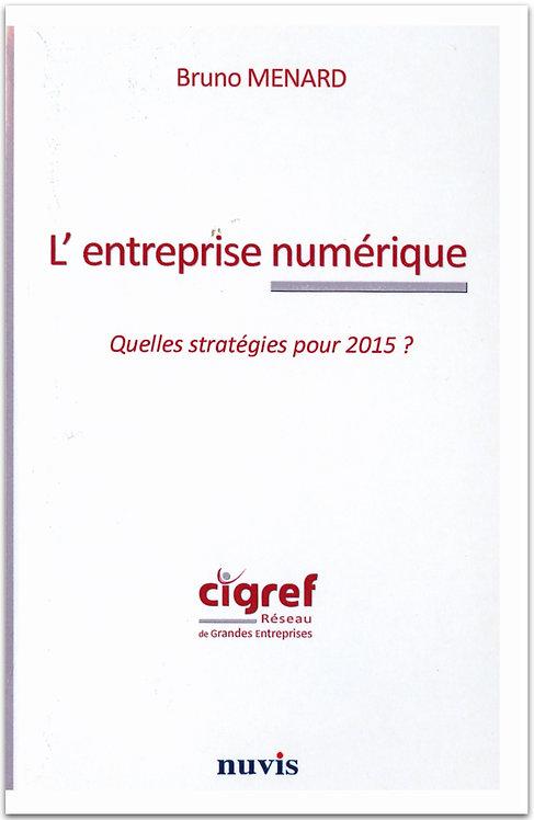 L'entreprise numérique : quelles stratégies pour 2015 ?