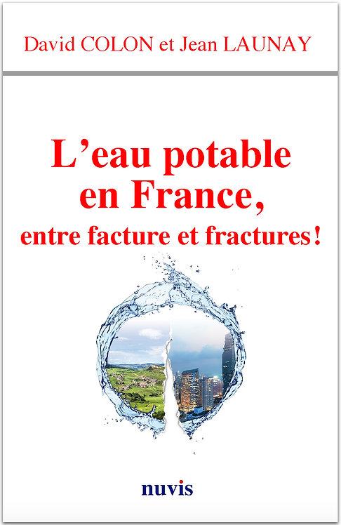 L'eau potable en France