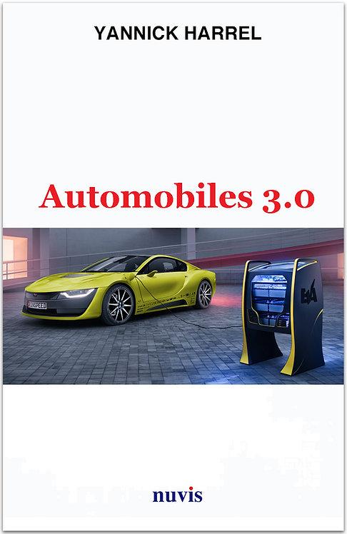 couverture du livre de Y.Harrel, automobile 3.0, aux editions Nuvis, en vente sur notre librairie en ligne.
