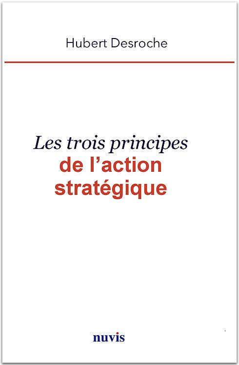 Les trois principes de l'action stratégique