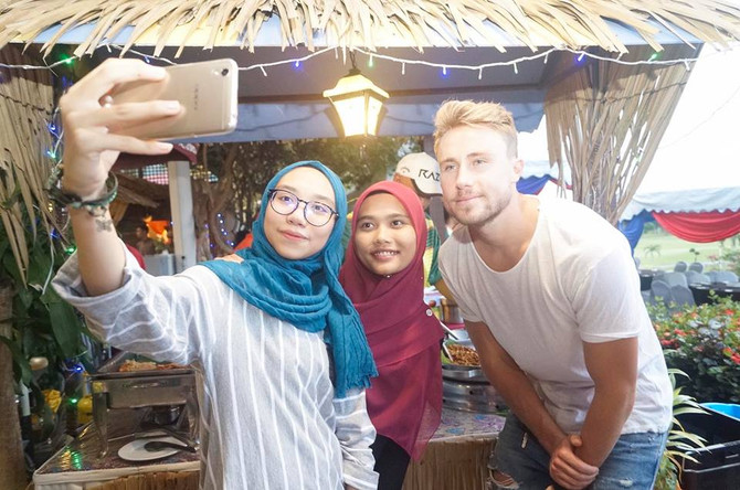 Iftar bersama Pemain Bola Sepak Kedah