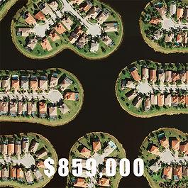 Harold García V's $859,000.