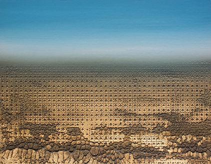 Roger Toledo_Occasional Landscape 85, Go