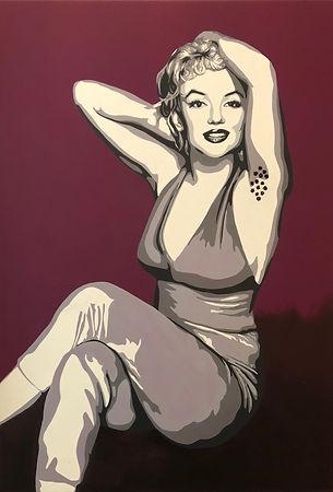 R10's Original Project (Marilyn Monroe).