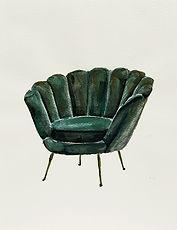 Chair No. 12 by Dionnys Matos.