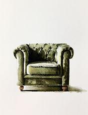 Chair No. 05 by Dionnys Matos.