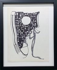 Abel Lopez Sneaker No. 1