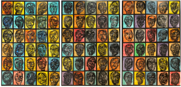 R-7_J.Rigo_Study_Of_60_Heads.jpg
