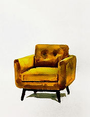 Chair No. 04 by Dionnys Matos.