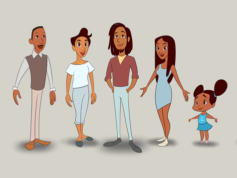 "Characters, ""Amaya Meets her Family"" (TBA)"
