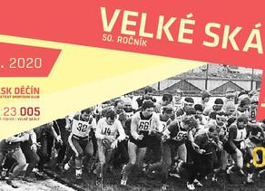 Běh Velké Skály dostal záštitu od OLYMPIJSKÉHO VÝBORU v rámci projektu Česko sportuje