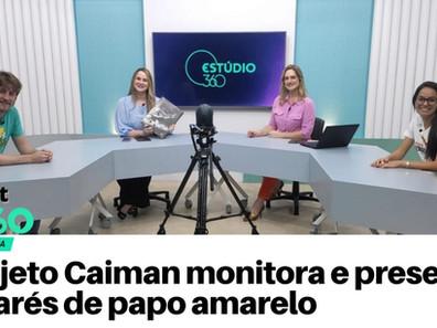Repórter Jacaré - Matéria TV CAPIXABA (ES360)