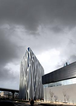 - Artwork office building -
