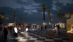- Palm chess -