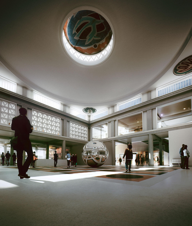 - Pantheon -
