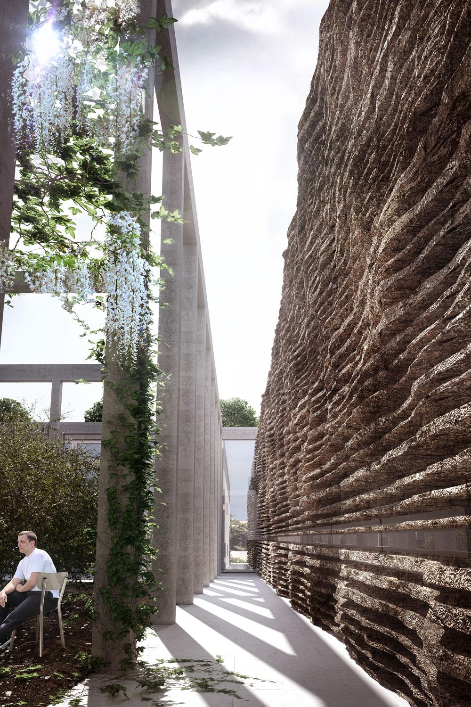 - Colonnade -