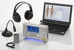 Frequenztherapie Delta-Scan