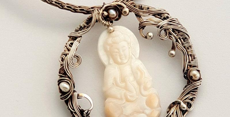 """""""Buddha""""  Anhänger"""