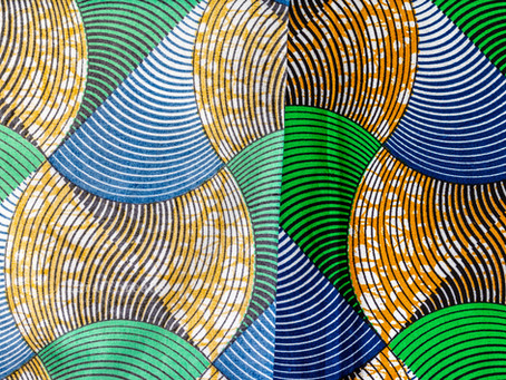 How to Tell Whether Your African Wax Ankara Fabric Is Fake