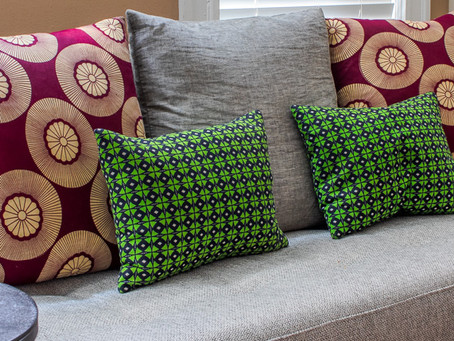 5 Alternative Ways to Showcase African Fabrics
