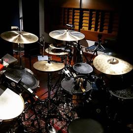My latin setup, recordin _sae.milano a c