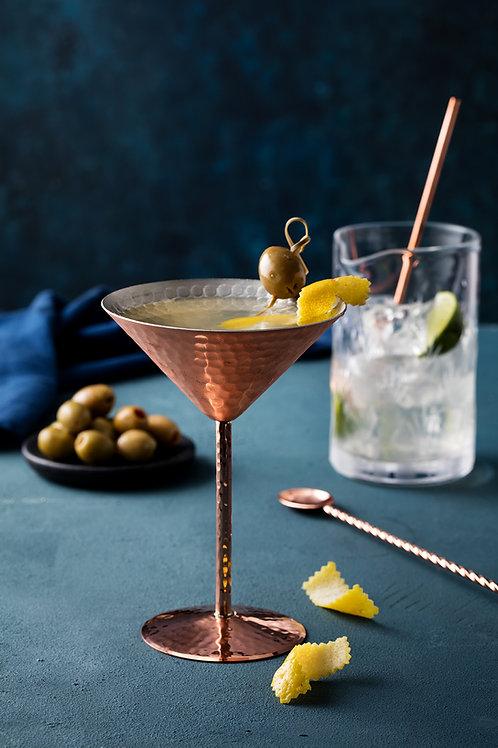 Musketeers Bakır Martini Kadehi