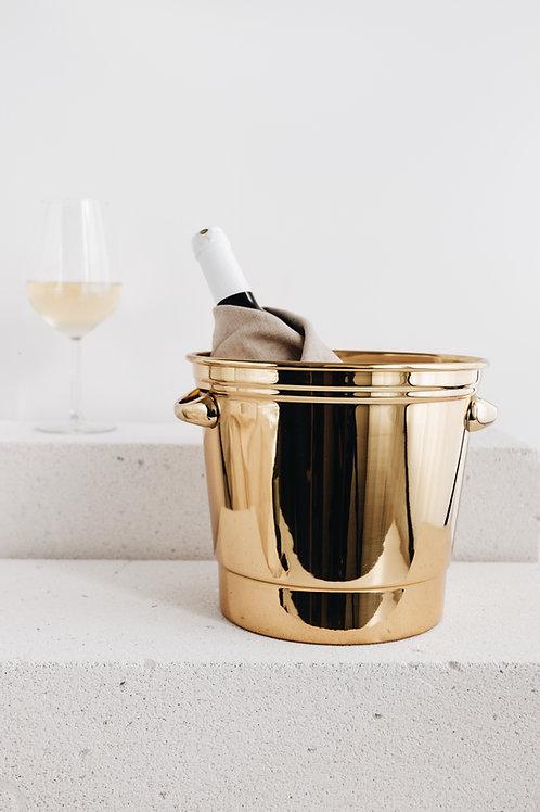 Geneva Pirinç Şampanya Kovası