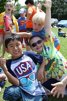 Panther Camp Kids