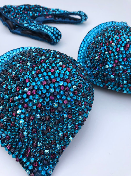 Bedazzled By Manouq Turquoise
