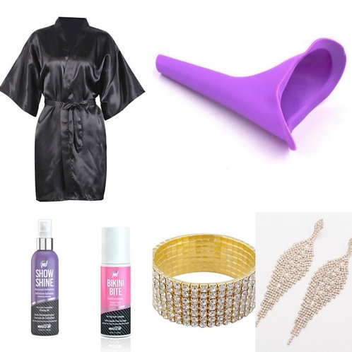 THE WHOLE SHEBANG competitie kit