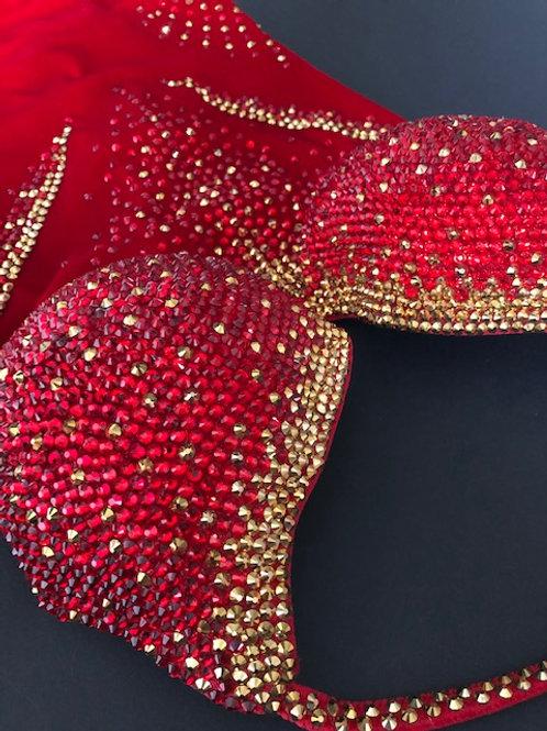 Red Velvet Diamond