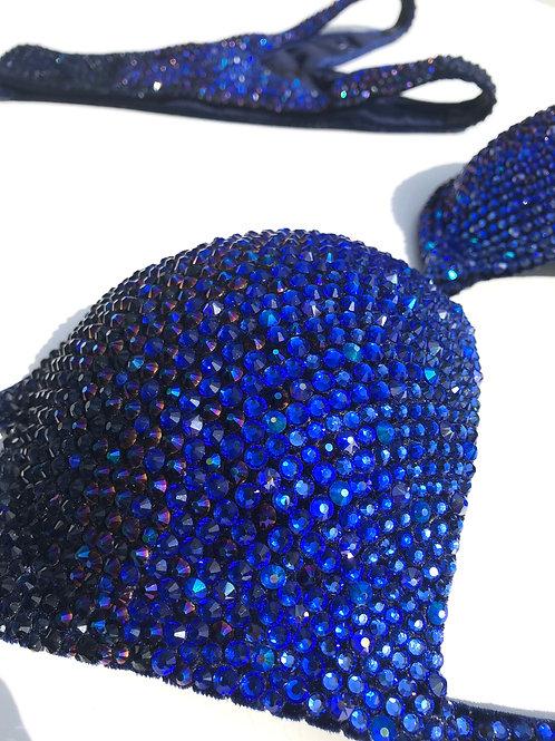 Bikini Fitness Bikini Blauw
