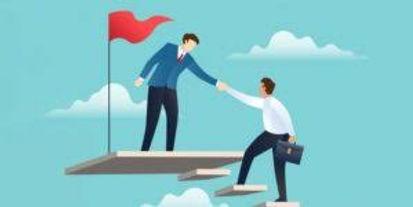 Le leader est au service de ses collaborateurs