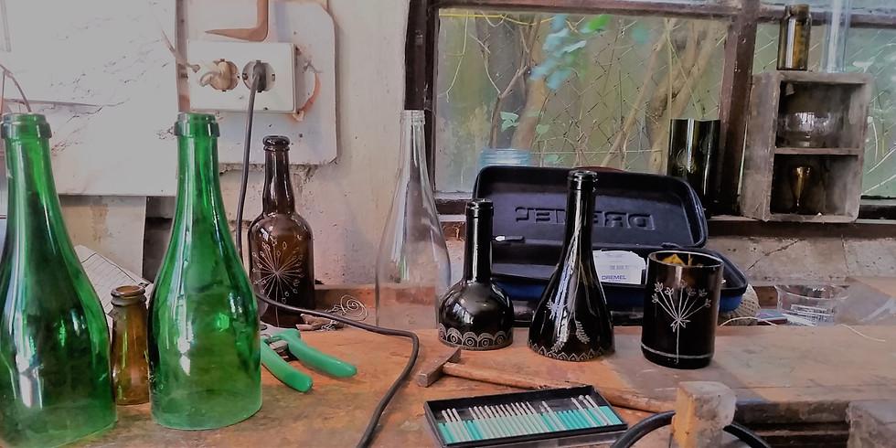 Workshop Glasschleiferei
