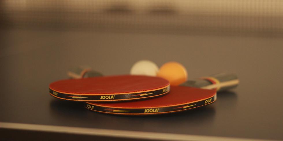 Tischtennis Runde