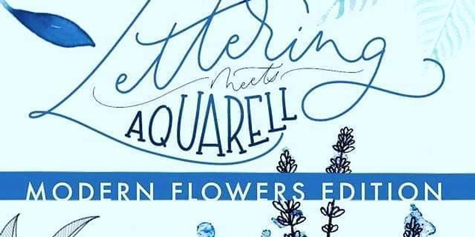 Workshop: Lettering meets Aquarell