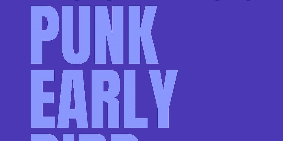 Tischklub Business Punk | Early Bird