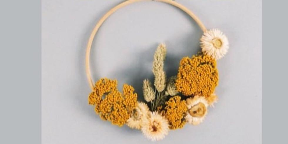 Workshop: Trockenblumen Trend