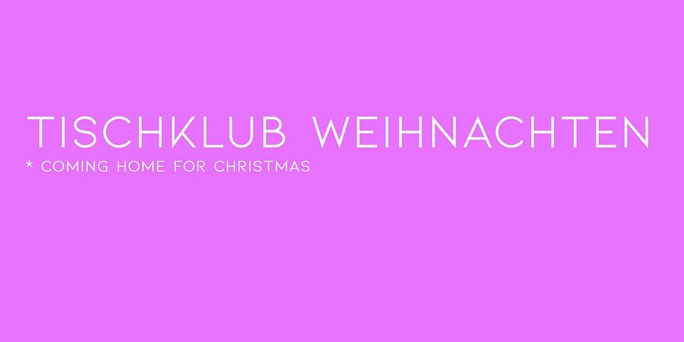 Tischklub Weihnachten