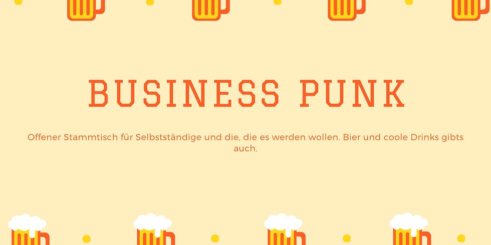 Tischklub Business Punk