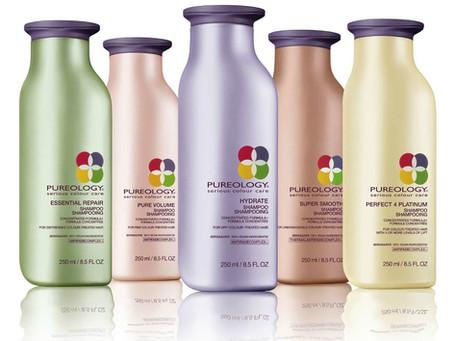 Pureology Haircare - 100% vegan & environmentally friendly