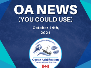 OA News (You Could Use) October 14th, 2021
