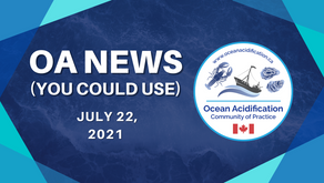 OA News (You Could Use) July 22, 2021