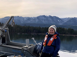 Scientist Spotlight: Dr. Clara Mackenzie, Research Scientist (Fisheries and Oceans Canada)