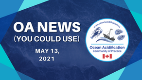 OA News (You Could Use) May 13, 2021