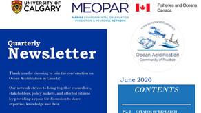 QUARTERLY NEWSLETTER - June 2020